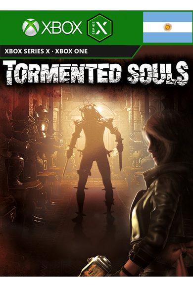 Tormented Souls (Argentina) (Xbox Series X|S)