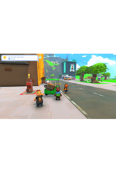 Totally Reliable Delivery Service (Xbox One)