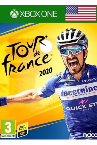 Tour de France 2020 (USA) (Xbox One)