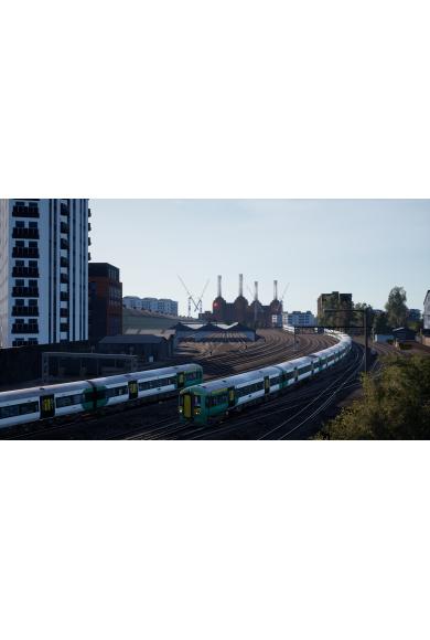 Train Sim World 2: Rush Hour - London Commuter Route (DLC)