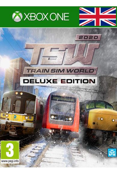 Train Sim World 2020 - Deluxe Edition (UK) (Xbox One)
