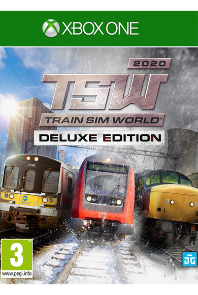 Train Sim World 2020 - Deluxe Edition (Xbox One)