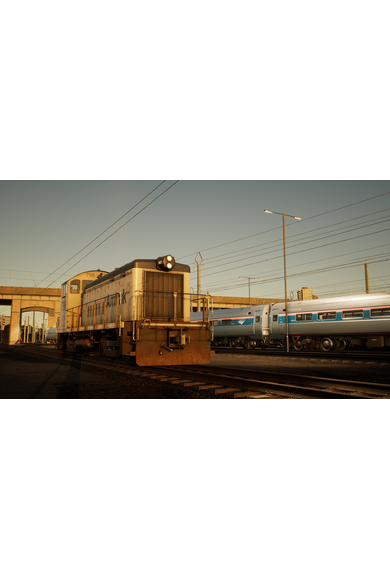 Train Sim World: Amtrak SW1000R Loco (DLC)