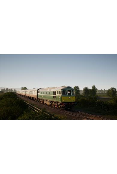 Train Sim World: BR Class 33 Loco (DLC)