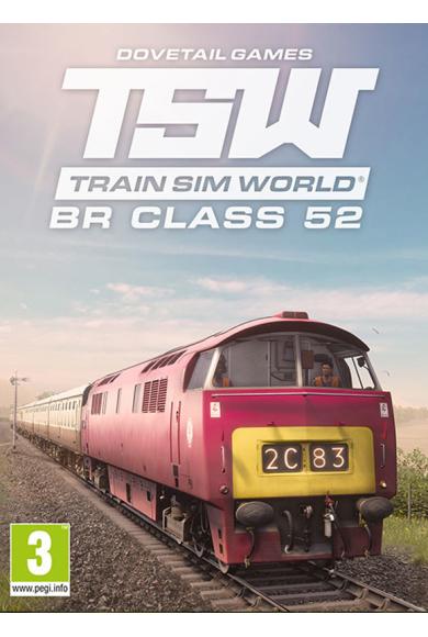 Train Sim World: BR Class 52 'Western' Loco (DLC)