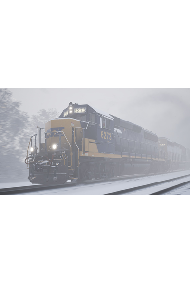Train Sim World: CSX GP40-2 Loco (DLC)