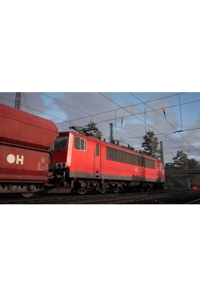 Train Sim World: DB BR 155 Loco (DLC)