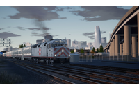 Train Sim World: Peninsula Corridor: San Francisco - San Jose Route (DLC)