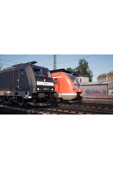 Train Sim World: Rhein-Ruhr Osten: Wuppertal - Hagen Route (DLC)