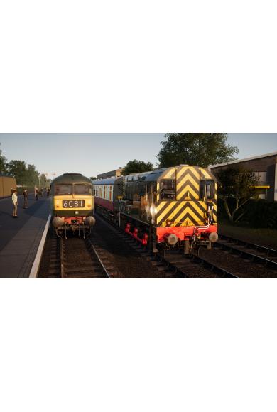Train Sim World: West Somerset Railway Route (DLC)