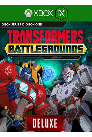 Transformers: Battlegrounds - Digital Deluxe Edition (Xbox One / Series X)