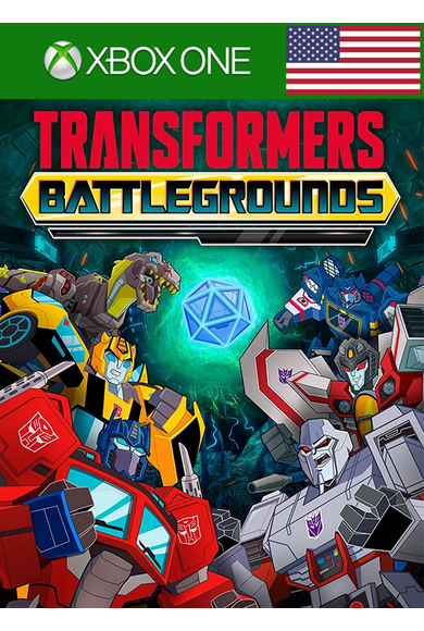 Transformers: Battlegrounds (USA) (Xbox One)