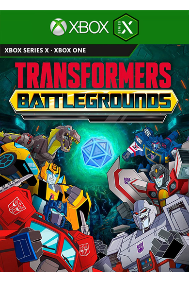 Transformers: Battlegrounds (Xbox One / Series X)