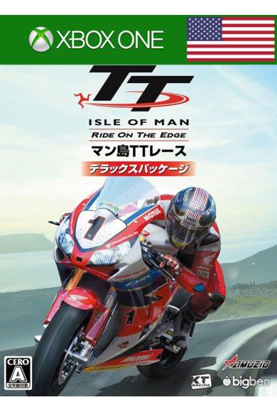 TT Isle Of Man – Ride on the Edge (USA) (Xbox One)