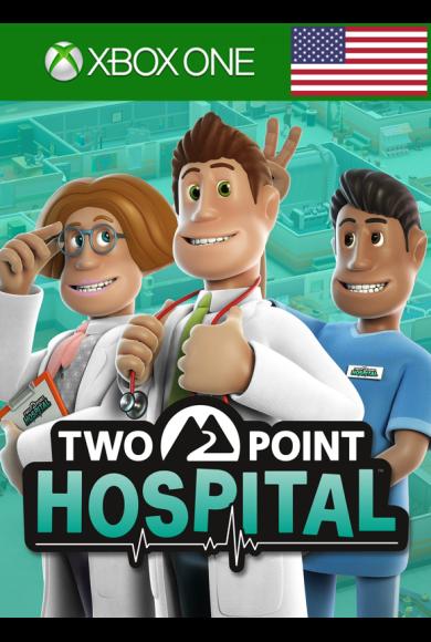 Two Point Hospital (USA) (Xbox ONE)