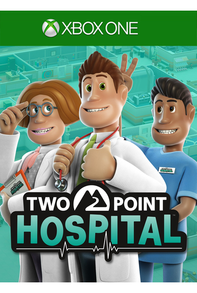 Two Point Hospital (Xbox ONE)