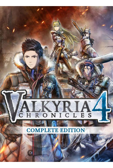 Valkyria Chronicles 4 (Complete Edition)