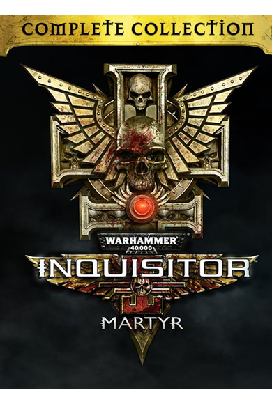 Warhammer 40000: Inquisitor - Martyr Complete Collection