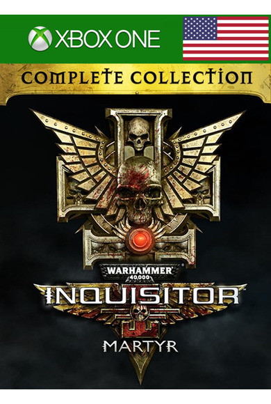 Warhammer 40000: Inquisitor - Martyr Complete Collection (USA) (Xbox One)