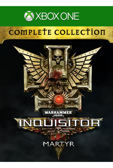 Warhammer 40000: Inquisitor - Martyr Complete Collection (Xbox One)
