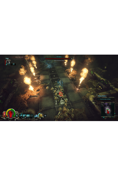 Warhammer 40000: Inquisitor - Martyr Imperium Edition (USA) (Xbox One)