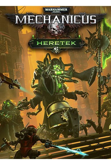 Warhammer 40,000: Mechanicus - Heretek (DLC)