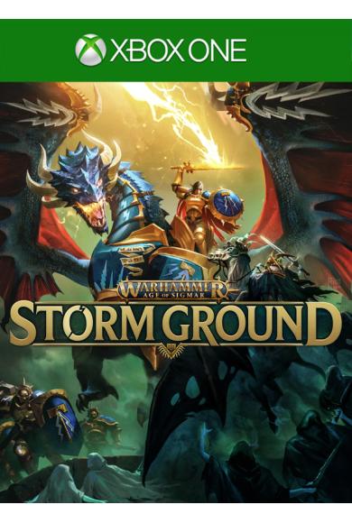 Warhammer Age of Sigmar: Storm Ground (Xbox One)