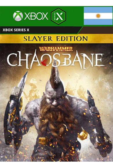 Warhammer: Chaosbane - Slayer Edition (Argentina) (Xbox Series X|S)