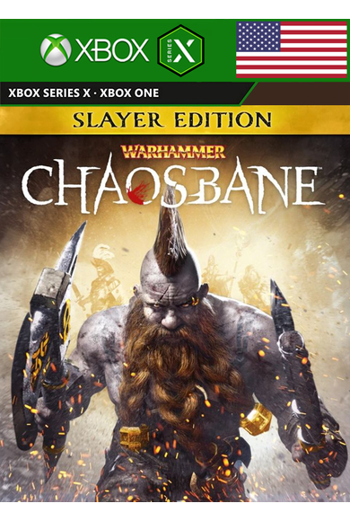 Warhammer: Chaosbane - Slayer Edition (USA) (Xbox One / Series X|S)