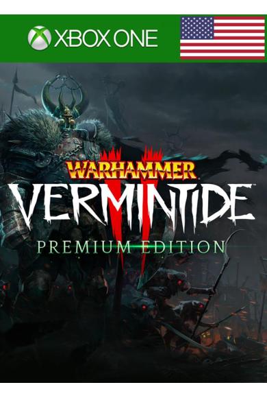 Warhammer: Vermintide 2 - Premium Edition (USA) (Xbox One)