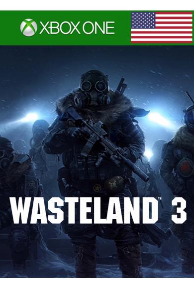 Wasteland 3 (USA) (Xbox One)