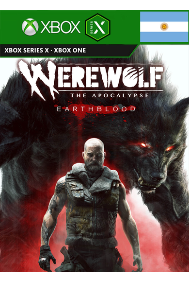 Werewolf: The Apocalypse - Earthblood (Argentina) (Xbox One / Series X|S)