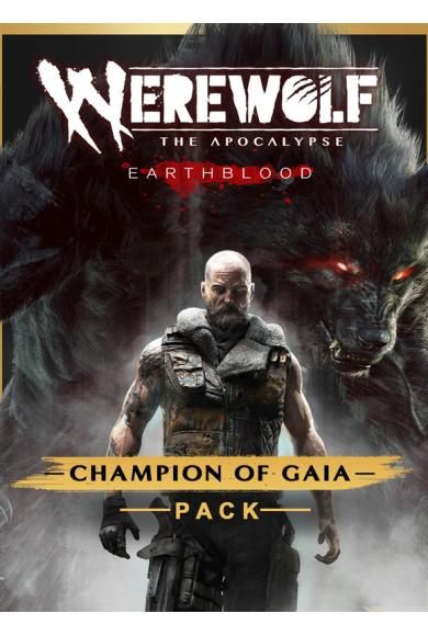 Werewolf: The Apocalypse - Earthblood - Champion of Gaia Pack (DLC)
