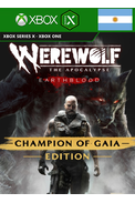 Werewolf: The Apocalypse - Earthblood Gaia Edition (Argentina) (Xbox One / Series X|S)
