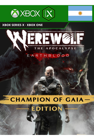 Werewolf: The Apocalypse - Earthblood Gaia Edition (Argentina) (Xbox Series X)