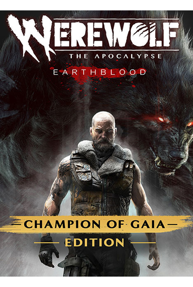 Werewolf: The Apocalypse - Earthblood Gaia Edition