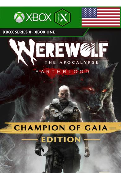 Werewolf: The Apocalypse - Earthblood Gaia Edition (USA) (Xbox One / Series X|S)