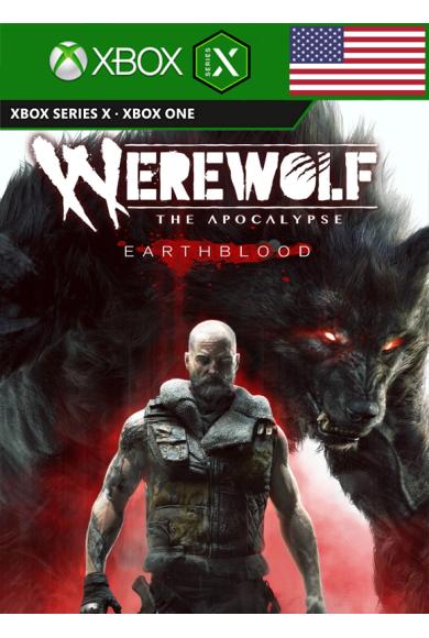 Werewolf: The Apocalypse - Earthblood (USA) (Xbox One / Series X|S)