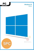 Windows 10 Home (1Key For 5PC)