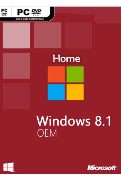Windows 8.1 Home OEM