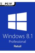 Windows 8.1 Professional Retail