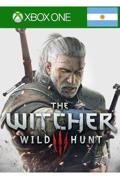 The Witcher 3: Wild Hunt (Argentina) (Xbox One)
