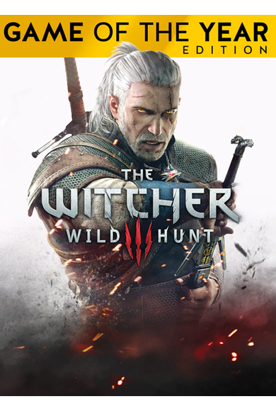 The Witcher 3: Wild Hunt - Game of The Year Edition (GOTY) (Steam)