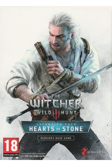 The Witcher 3: Wild Hunt - Hearts of Stone (Steam)