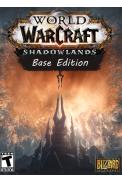 World of Warcraft: Shadowlands (Base Edition)