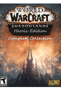 World of Warcraft: Shadowlands - Complete Collection (Heroic Edition)