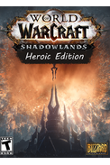 World of Warcraft: Shadowlands (Heroic Edition)