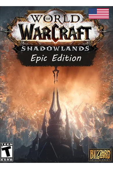 World of Warcraft: Shadowlands (Epic Edition) (USA)