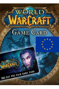 World of Warcraft: 180 Days Time Card (WOW Europe)
