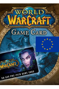 World of Warcraft: 30 Days Time Card (WOW Europe)